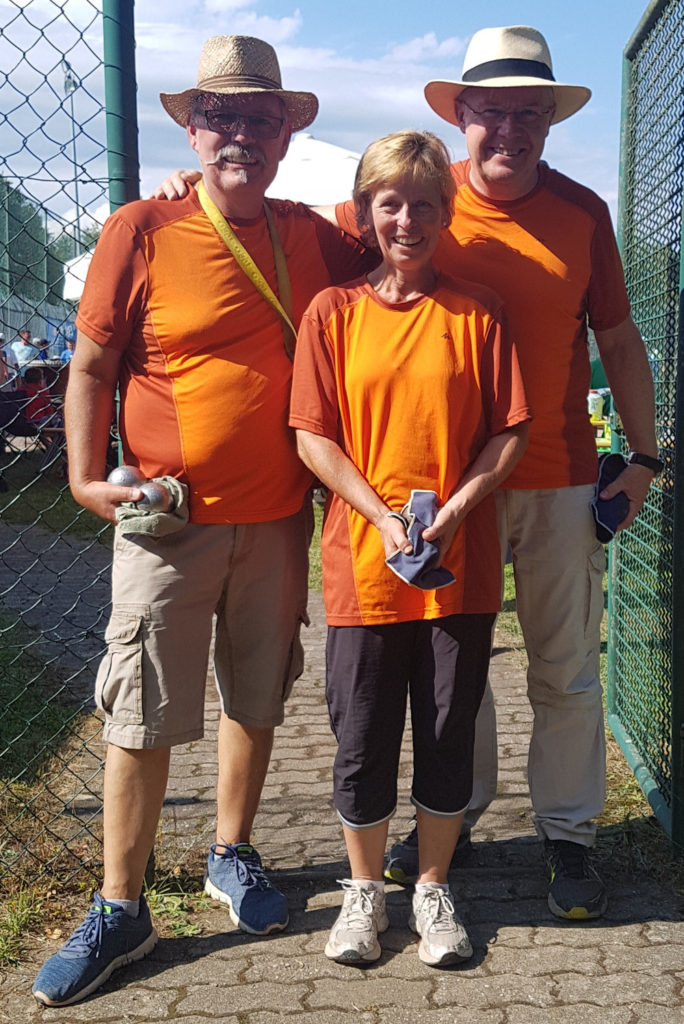 Qualifikation DM Triplette 55+ 2019